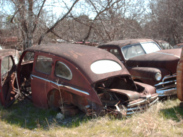 Vintage Car Salvage Yards - Published-Articles.com | Free article