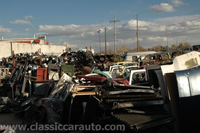 Junk Yard Tours Svigel Auto Parts Englewood Colorado