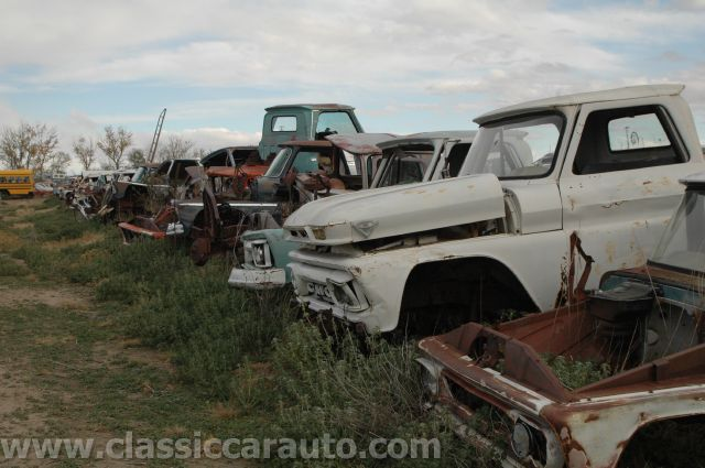 Junk yard tours woller auto parts lamar colorado old classic trucks sciox Images
